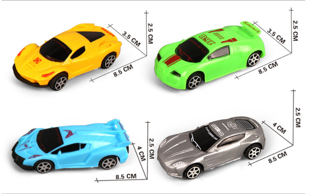 bộ đồ chơi xe hơi cho trẻ em