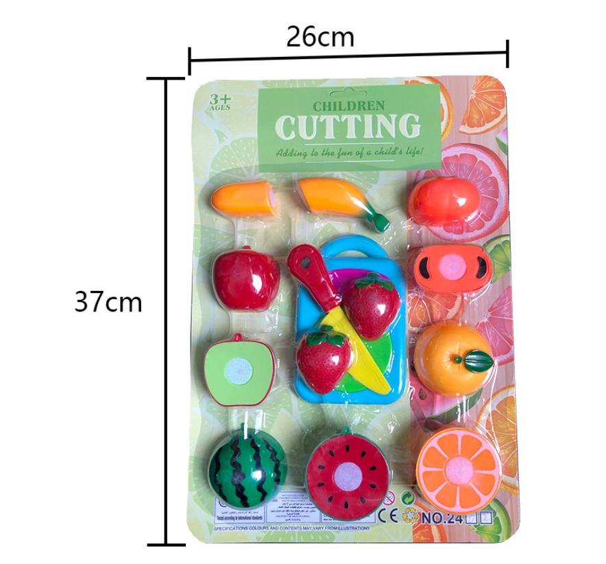 Bộ đồ chơi cắt trái cây cho bé