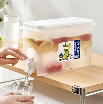 Bình đựng nước trái cây có vòi để tủ lạnh 3,5L