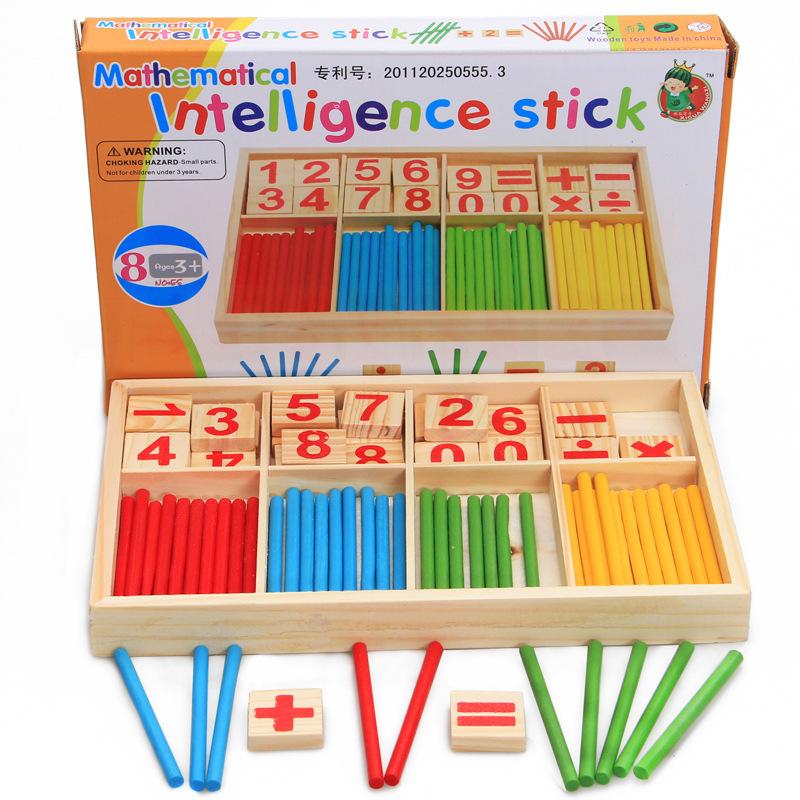 Bảng Tính Intelligence Stick cho bé yêu