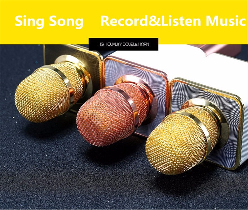 Loa Bluetooth Micro Karaoke YS-10