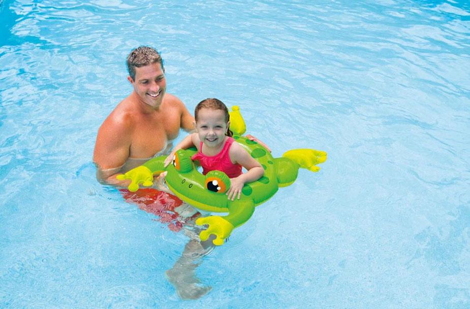 Phao tập bơi Intex 58221 Hình thú